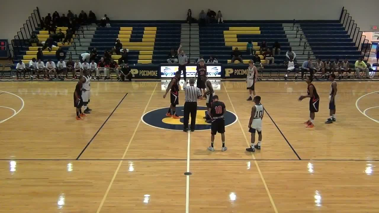 Easton High School vs. Pocomoke High School - Leon ...