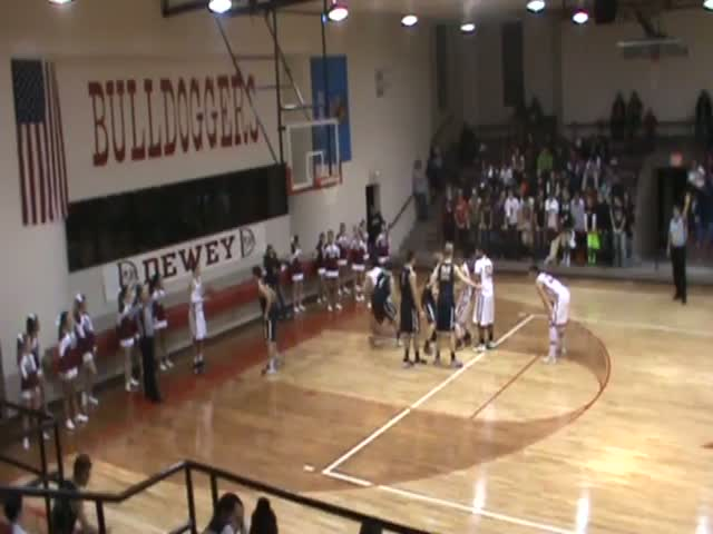 vs. Dewey High School