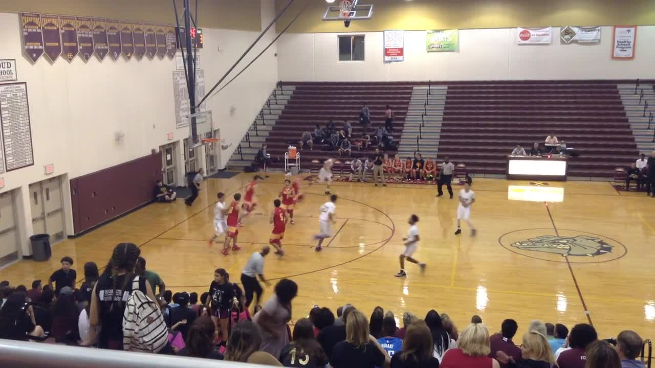 St. Cloud High School vs. Orangewood Christian High School ...