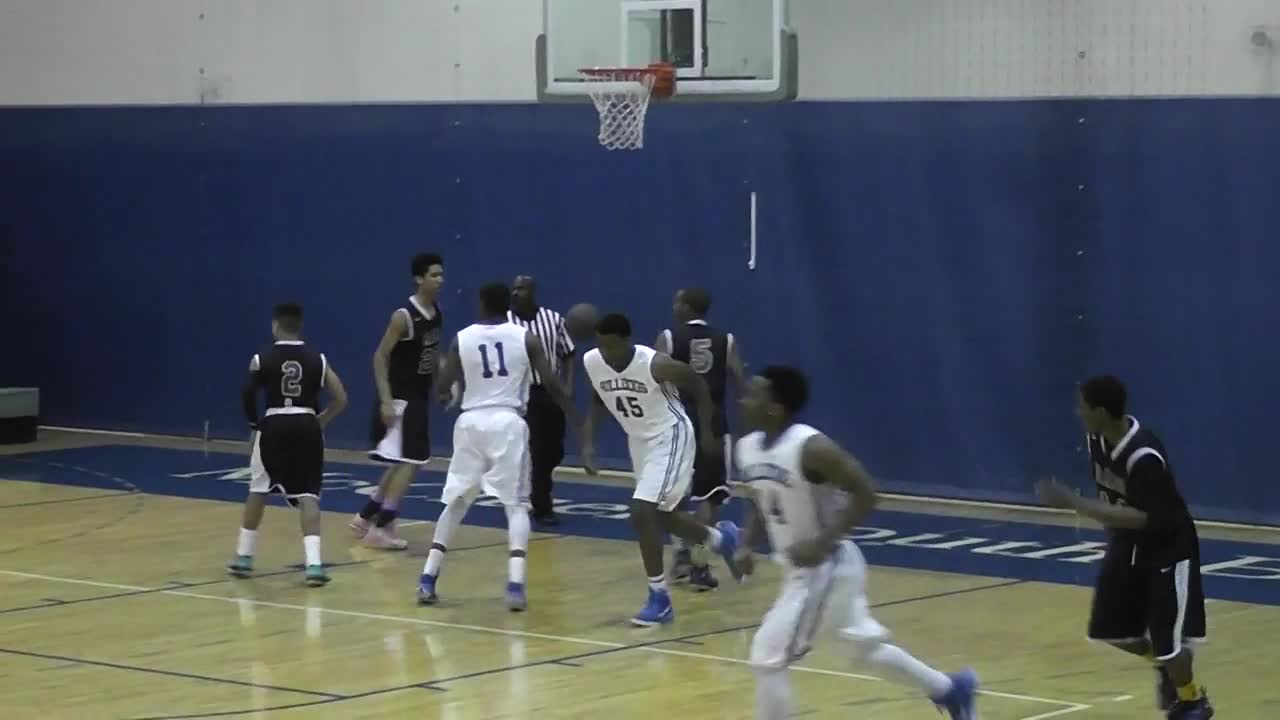 Riverview Gardens High School Vs Mccluer South Berkeley High School Zeke Moore Highlights