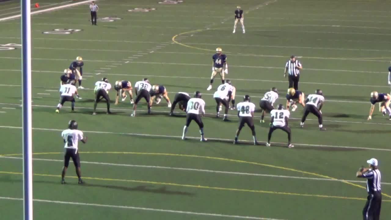 Elkhorn South High School vs  Omaha Benson High Sc - Coleman Anderson