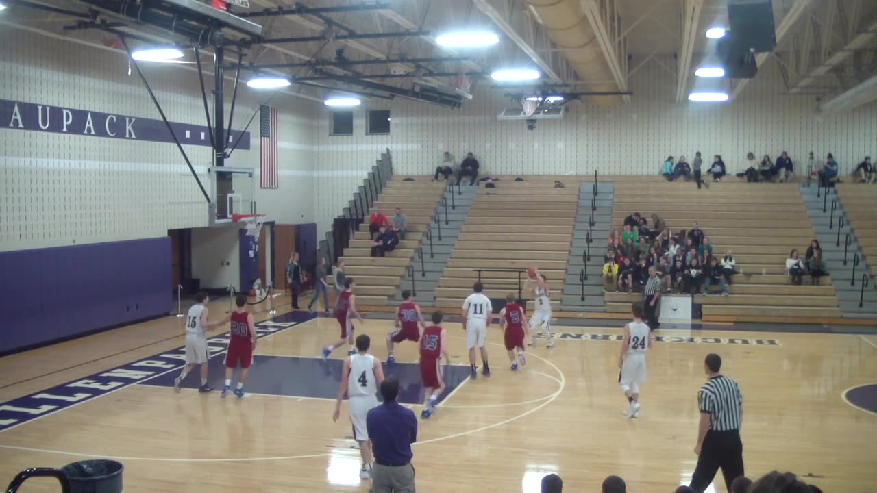 Wallenpaupack Area High School Vs Dunmore Timothy