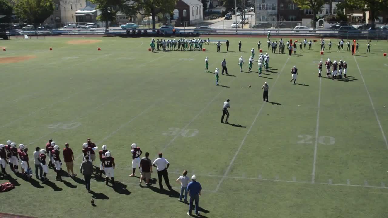 Lafayette High School Vs Springfield Gardens Moses Castello Edwards Highlights