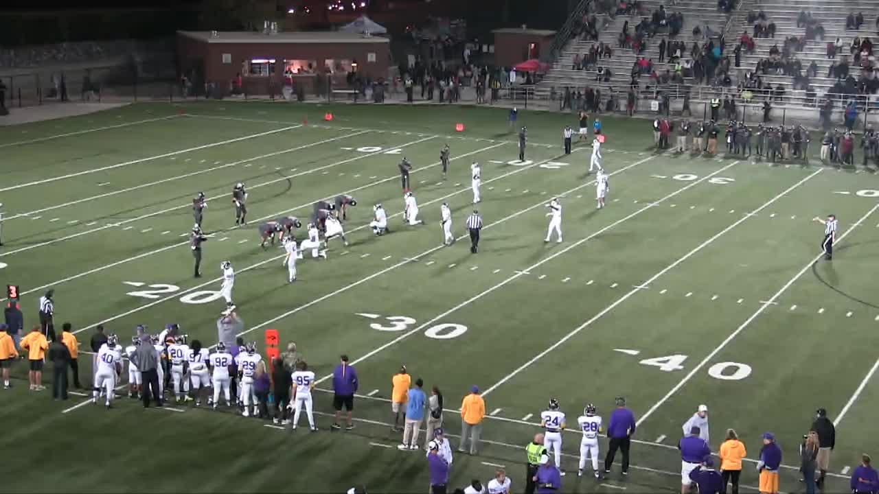 Northwestern High School vs. Rock Hill - Logan Rudolph highlights: hudl.com/athlete/2777020/highlights/306912892/v2