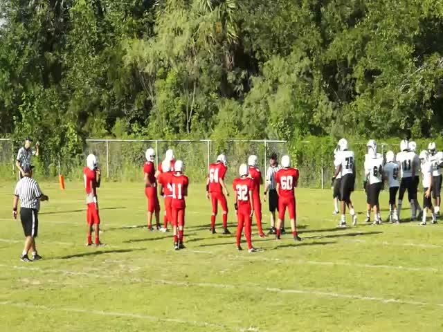 Frederica Academy Football Frederica Academy Middle