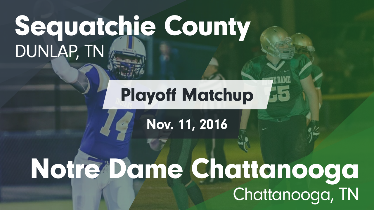 Tennessee marion county sequatchie - Matchup Sequatchie County Vs Notre Dame Chattanooga 2016