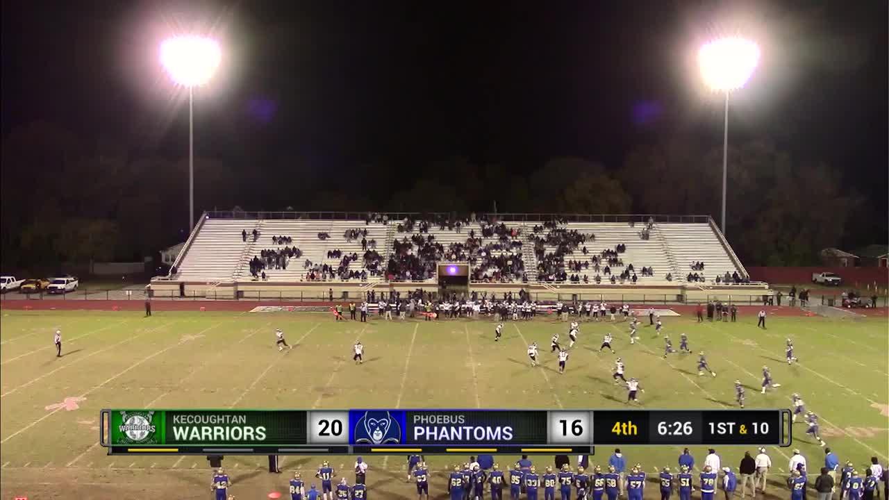 Phoebus High School Football 2014 Phoebus High School