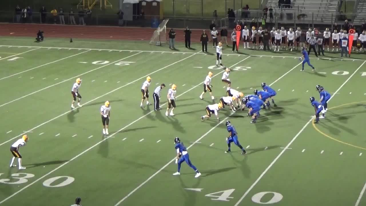 Vs Lincoln Way East Casey Dennison Highlights Hudl