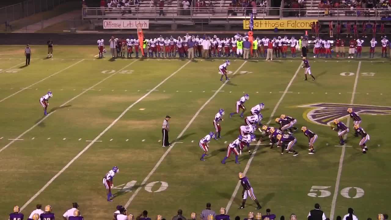 2014 Sophomore Season Kylin Hill Highlights