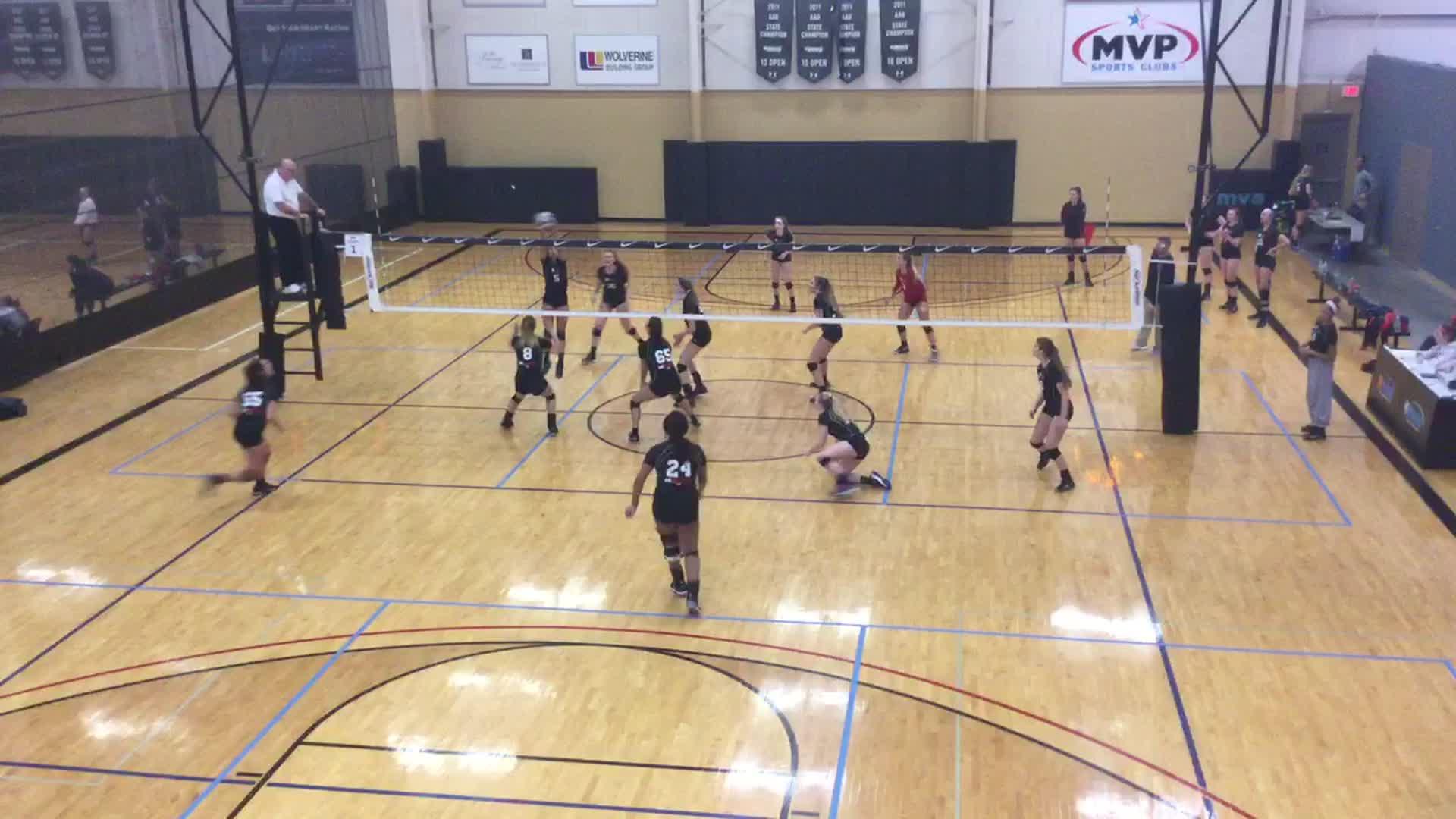 Congrats To Mielite 16 Elite West On Michigan Elite Volleyball Facebook