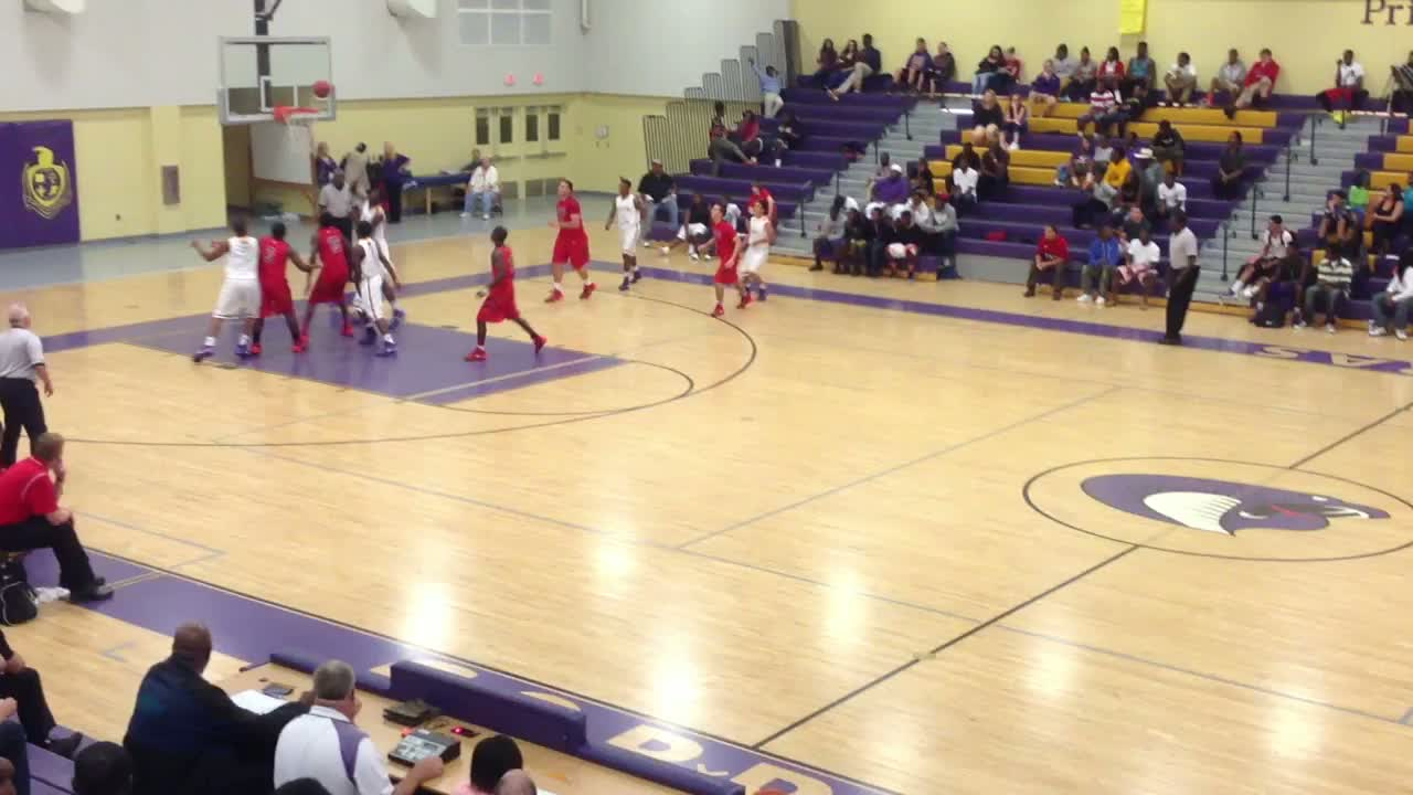 Central HS Basketball Video \