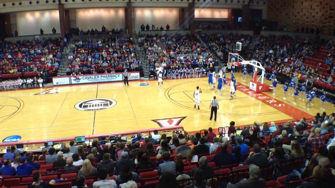 Martinsville High School Gym