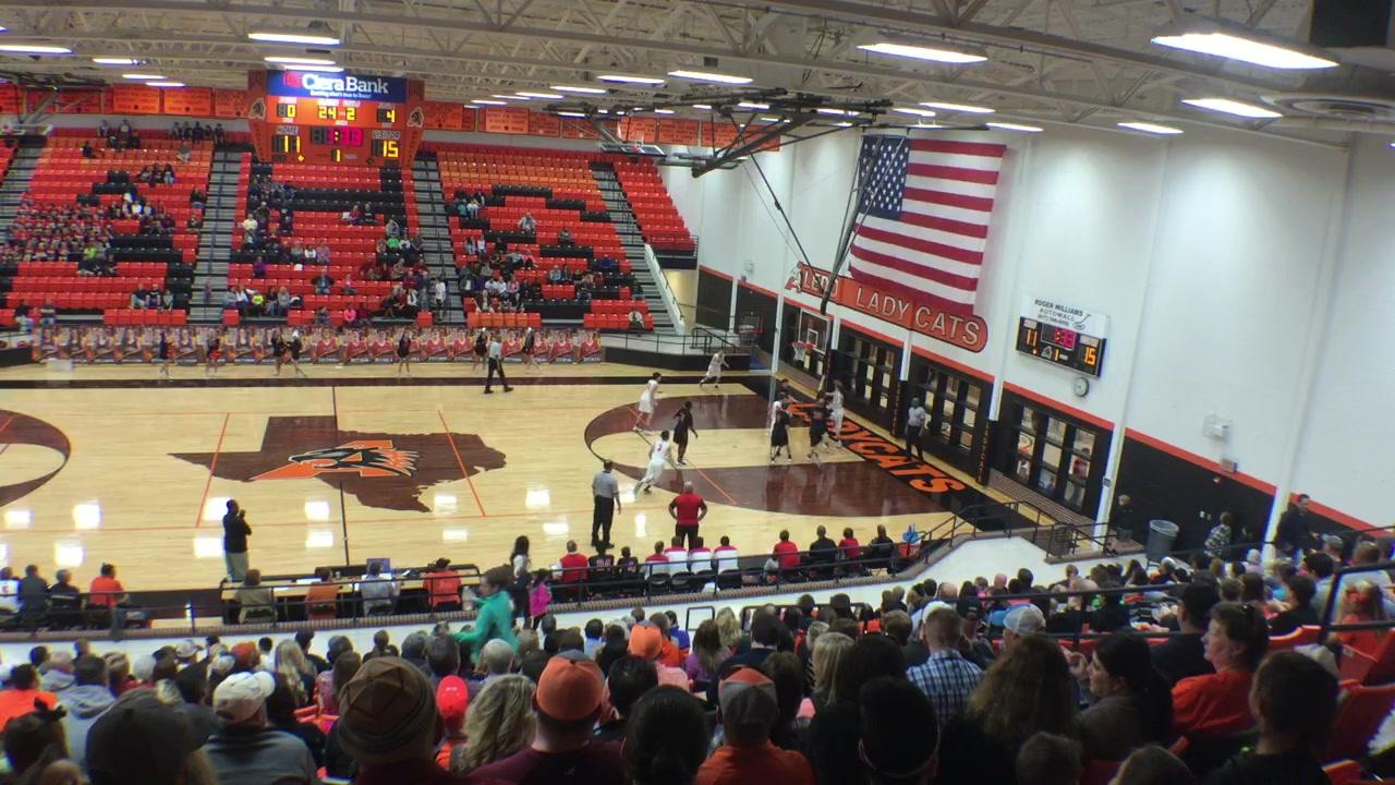 vs. Burleson High School - Noah Arrington highlights - Hudl
