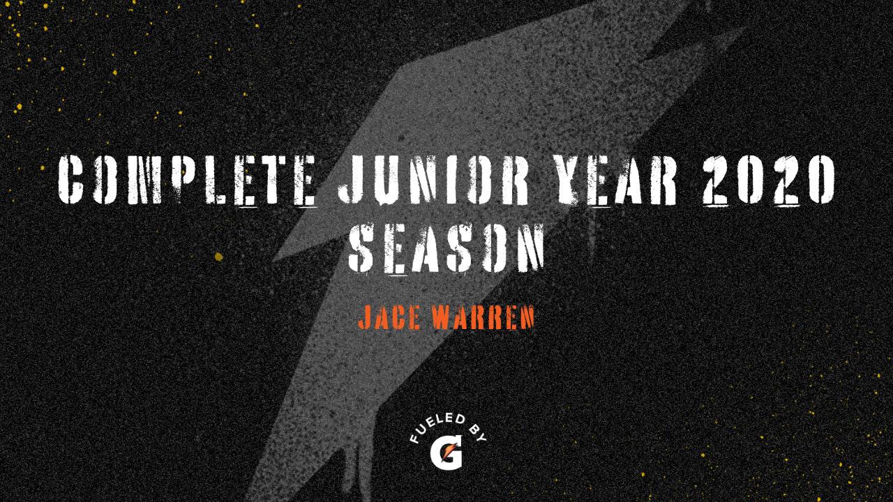 Complete Junior Year 2020 Season