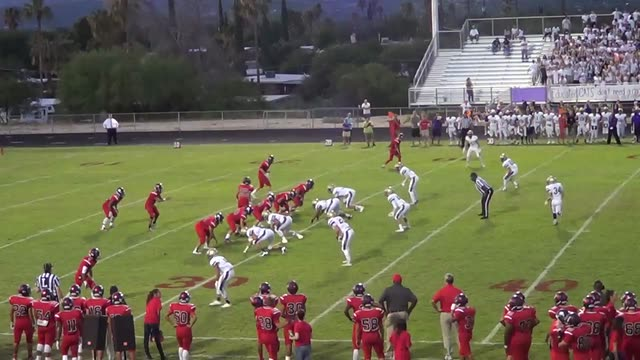 Boys Varsity Football Sahuaro High School Tucson Arizona